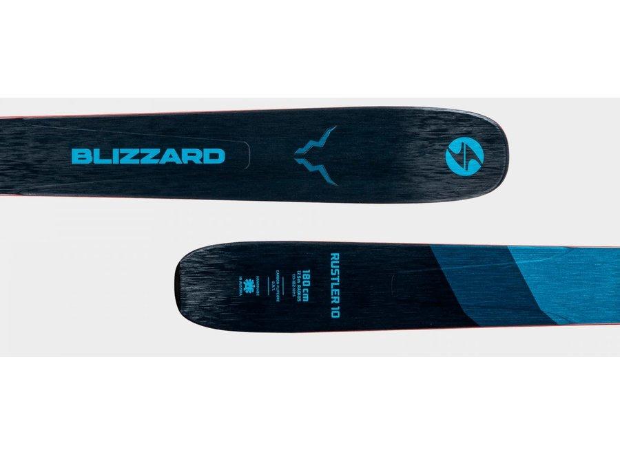 Blizzard Rustler 10 Ski 20/21