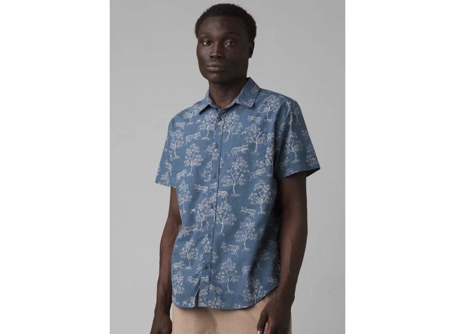 Prana Roots Studio Shirt - Slim