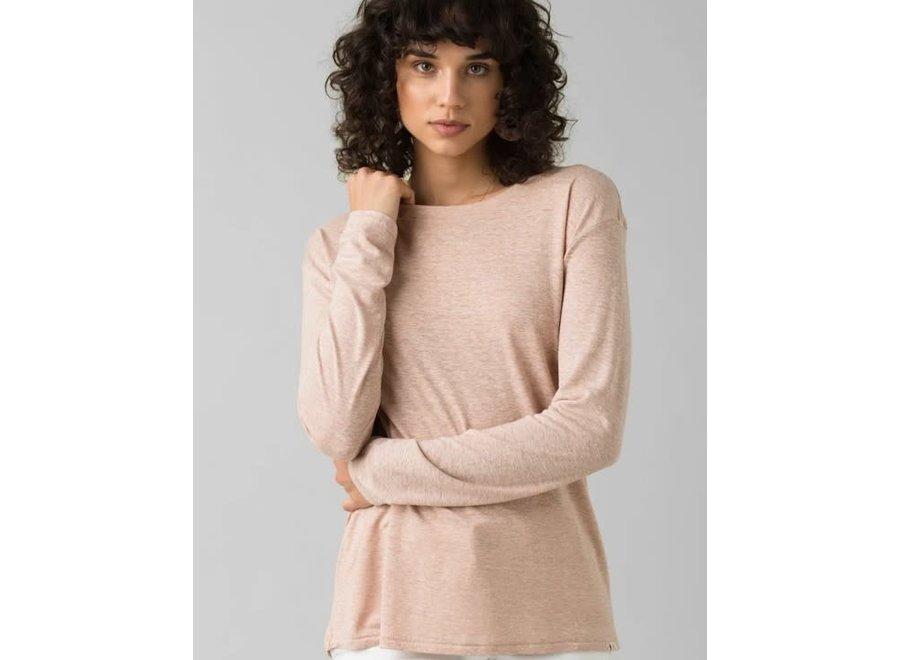 Prana Women's Cozy Up Long Sleeve Tee