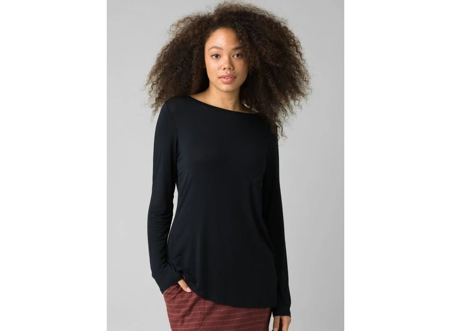 Prana Women's Foundation Long Sleeve Crew