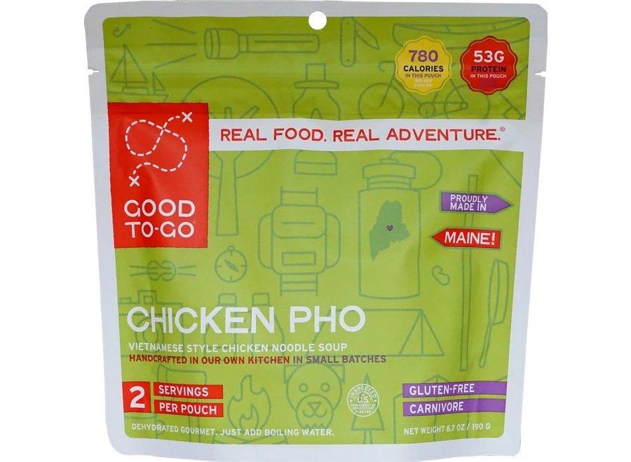 Good To Go Chicken Pho 2 Serv 6.8oz