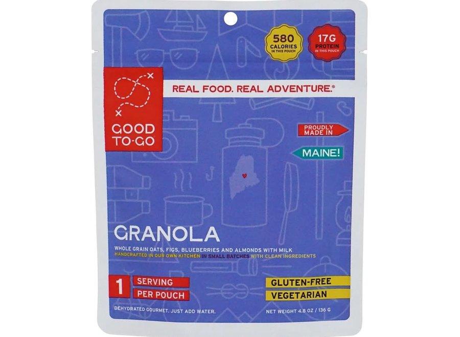 Good to Go Granola Breakfast 1 Serv