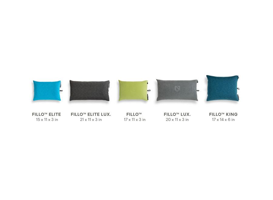 NEMO Equipment Fillo Luxury Pillow