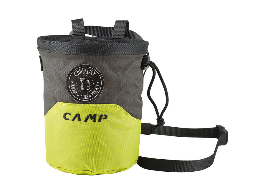 CAMP Acqualong Chalk Bag Grey/Green