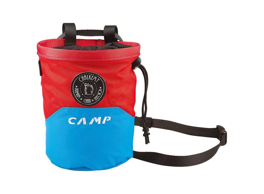 CAMP Acqualong Chalk Bag Red/Blue