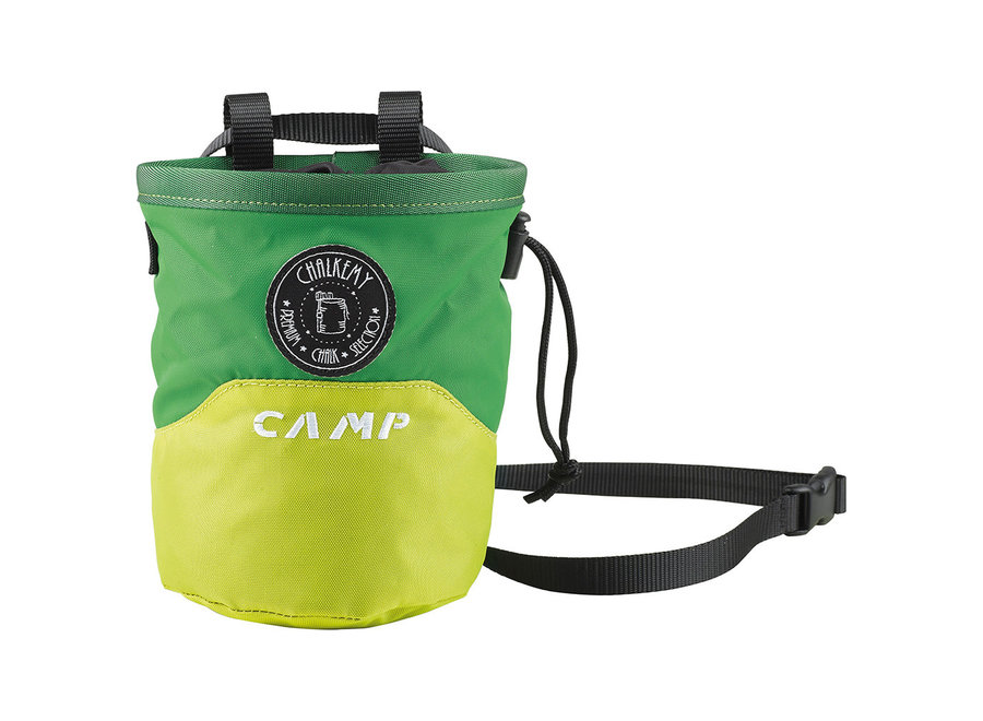 CAMP Acqualong Chalk Bag Green