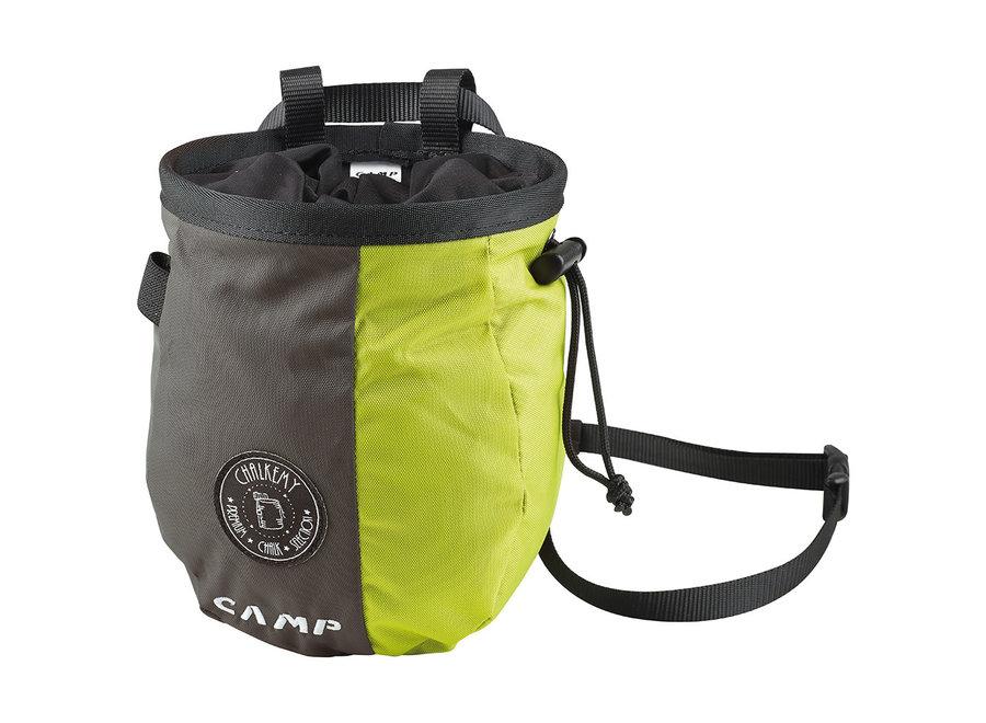 CAMP Patabang Chalk Bag Grey/Green