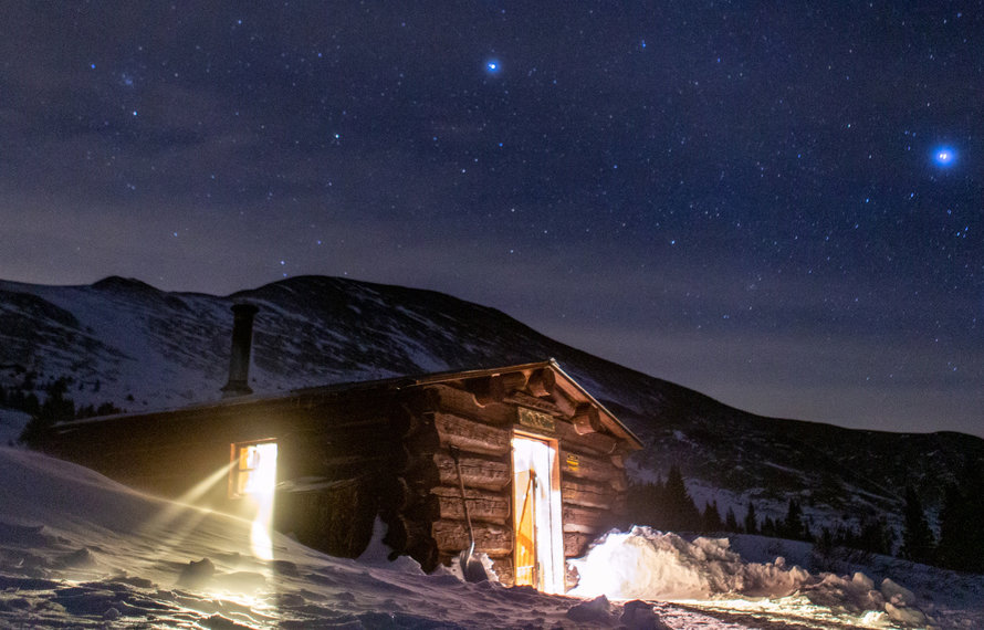 A Guide to Your First Hut Trip: Tips, Tricks, and Whiskey Sips