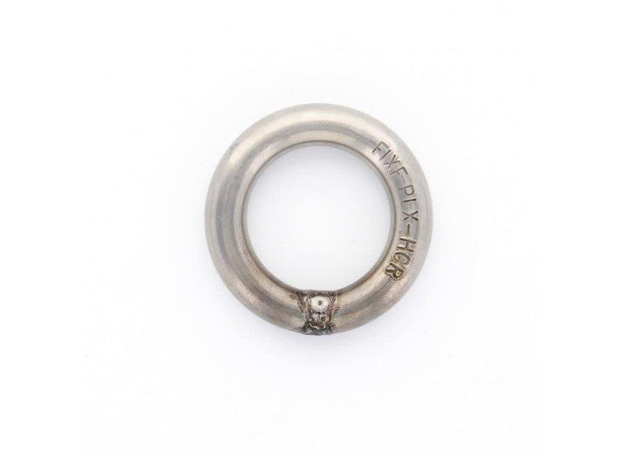 Fixe PLX/Duplex SS Rappel Ring