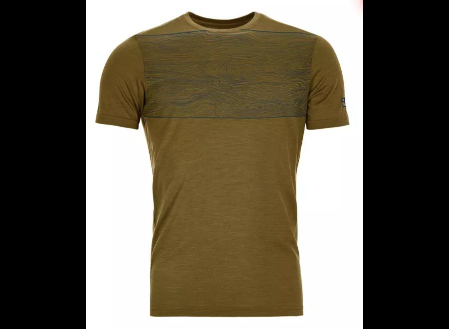 Ortovox 120 Cool Tec Wood T-Shirt