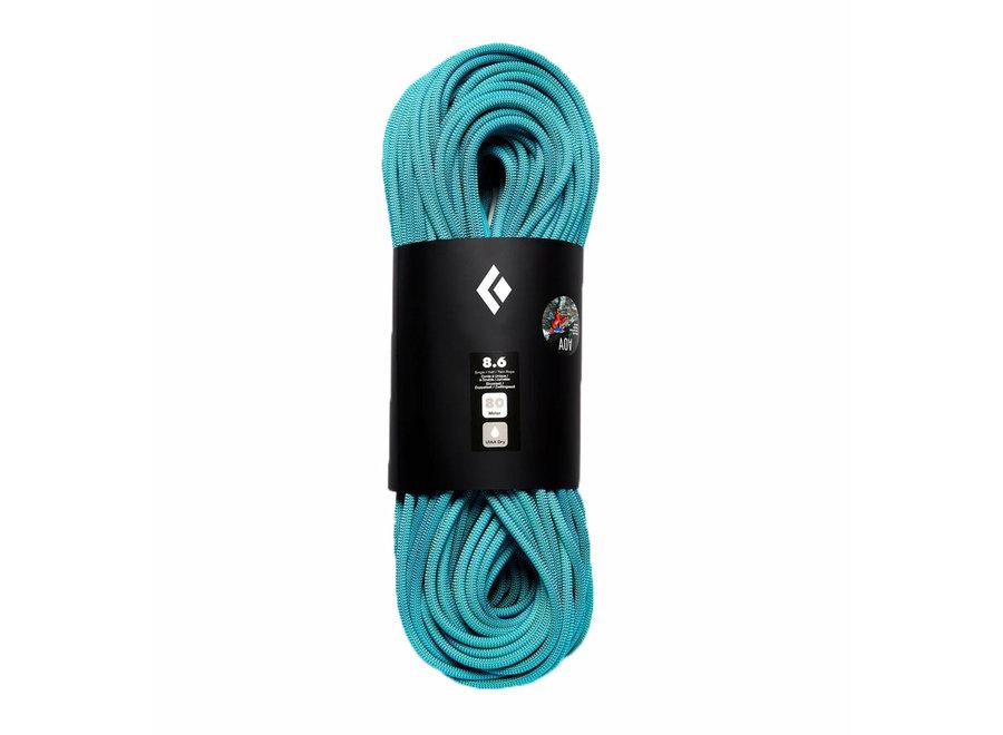 Black Diamond 8.6 Dry Climbing Rope - Ondra Edition 80M