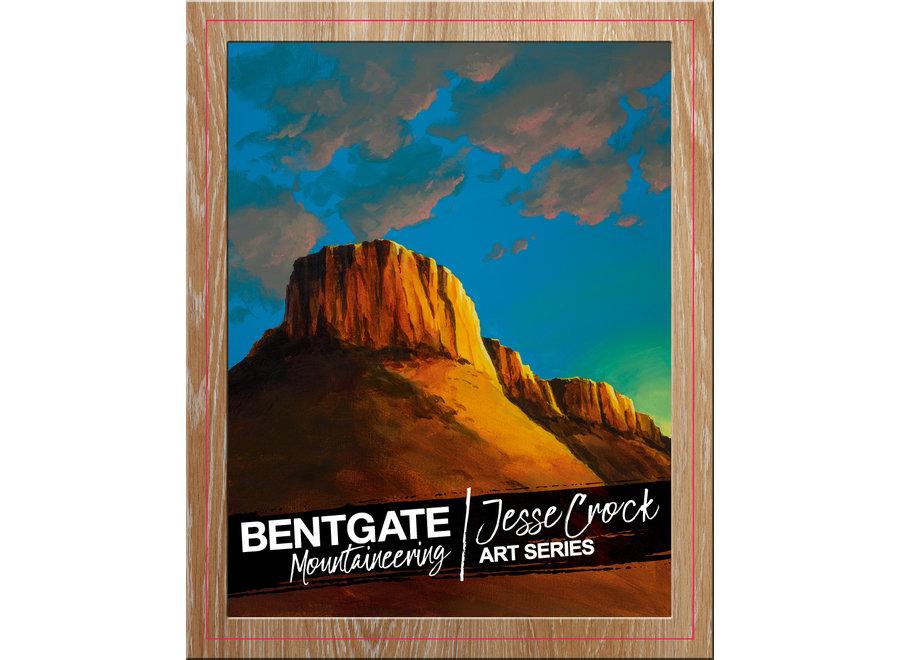 Bentgate Jesse Crock Sticker Pack