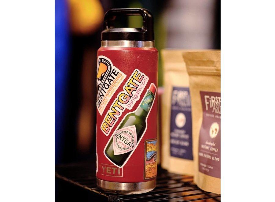 Bentgate Suffer Sauce Sticker Pack