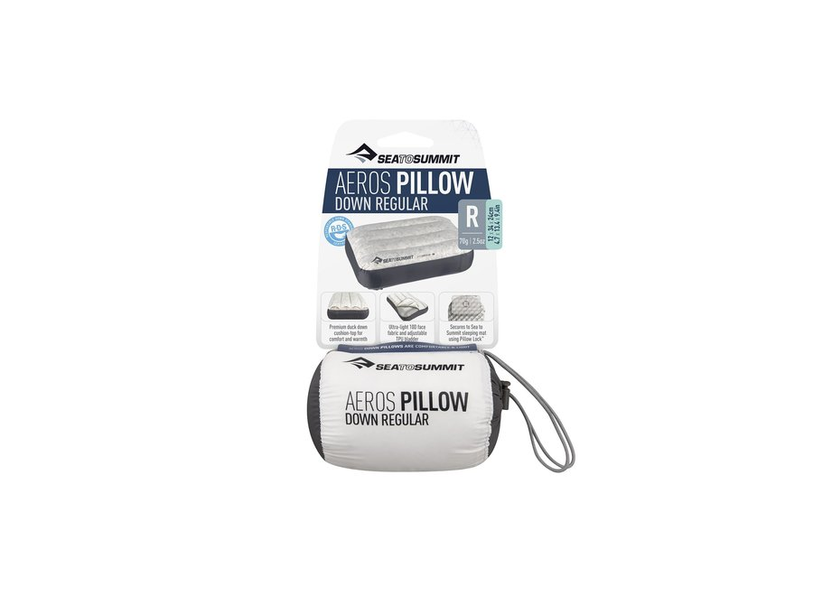 Sea to Summit Aeros Down Pillow Large