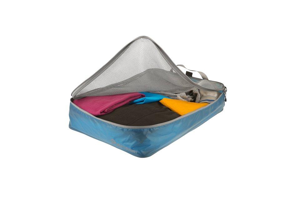 Sea to Summit Travelling Light Garment Mesh Bag LG - Pacific Blue