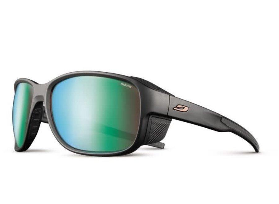 Julbo Montebianco 2 Sunglasses Reactiv2-4 Black
