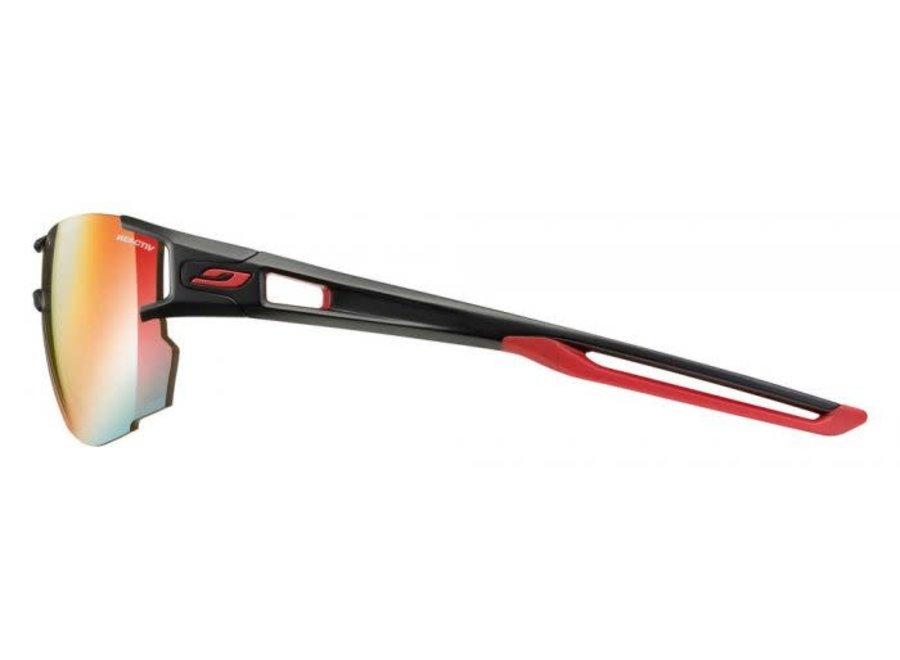 Julbo Aerolite Sunglasses Reactiv 1-3 Black/Red