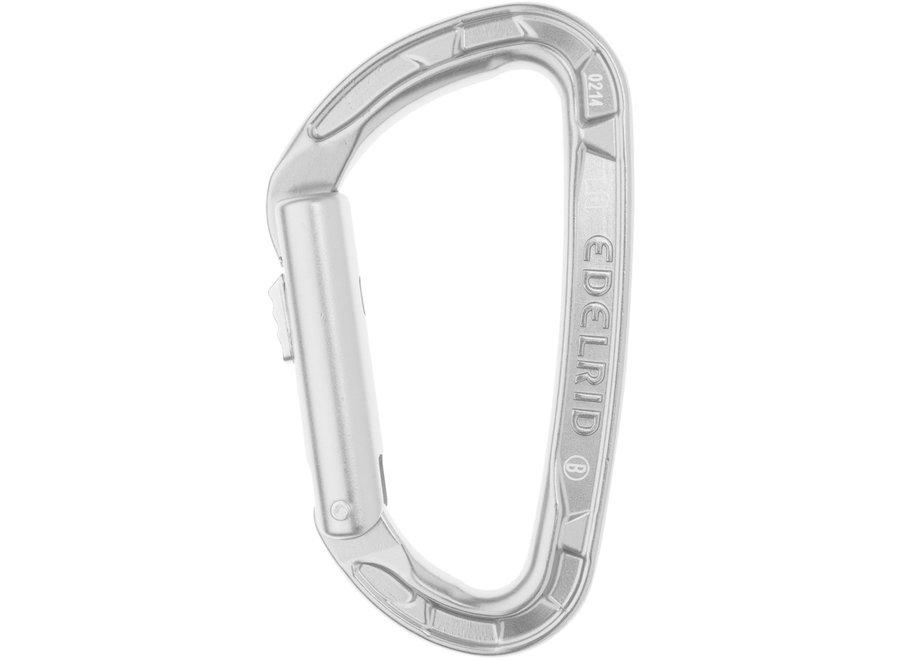 Edelrid Pure Slider Locking Carabiner