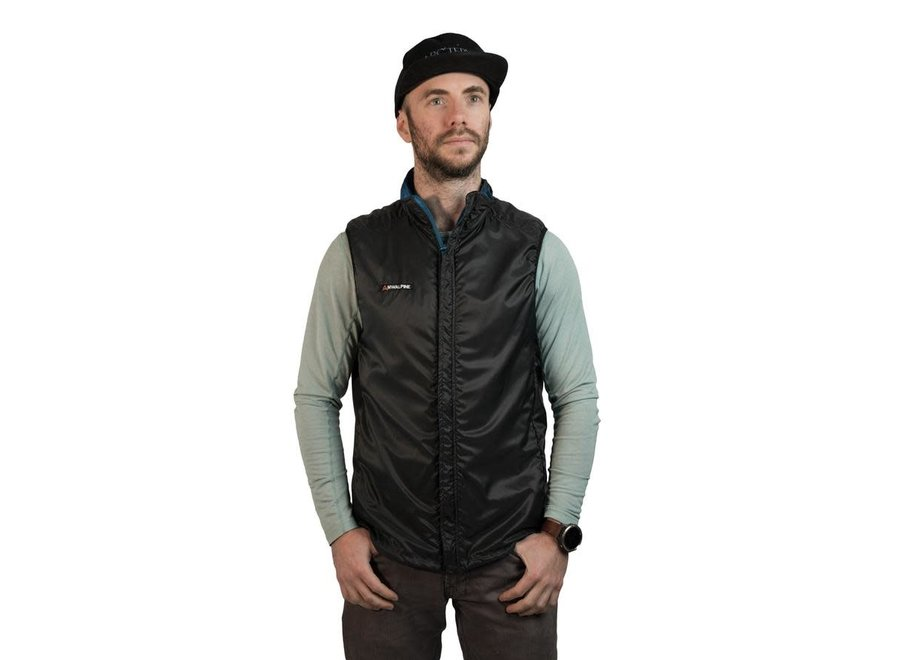NW Alpine Reversible Polartec Alpha Vest