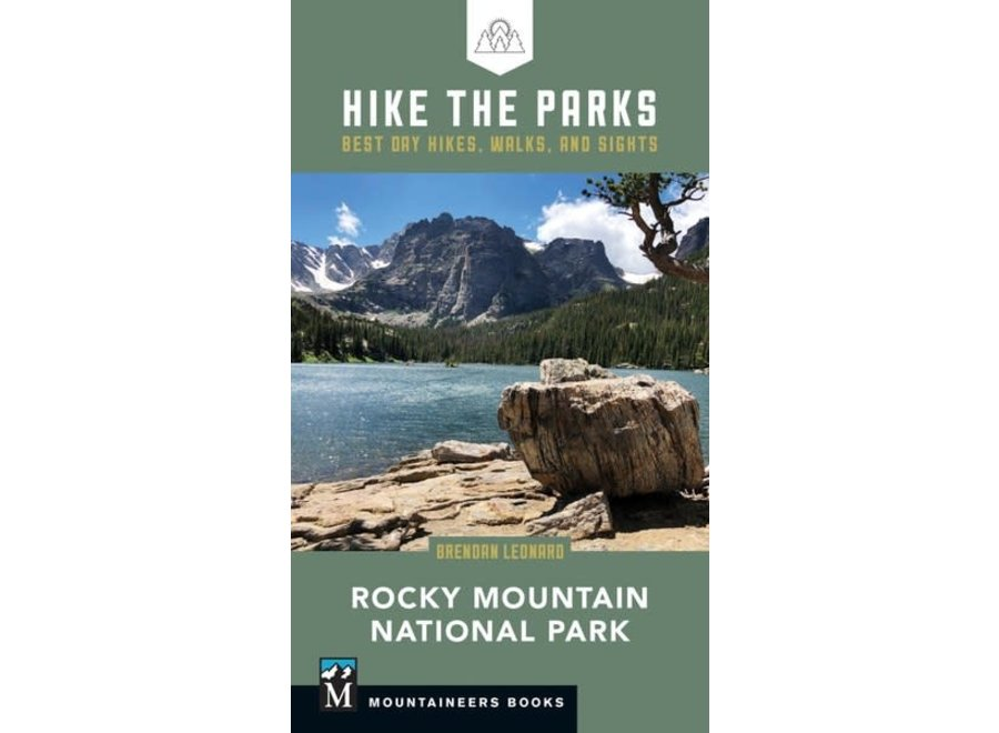 Mountaineers Book Hike the Parks: Rocky Mountain National Park