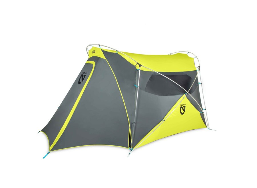 NEMO Wagontop 4P  TentGoodnight Gray/Lumen