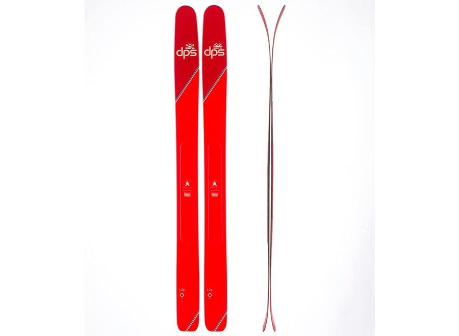 dps Pagoda Lotus 124 Skis 21/22