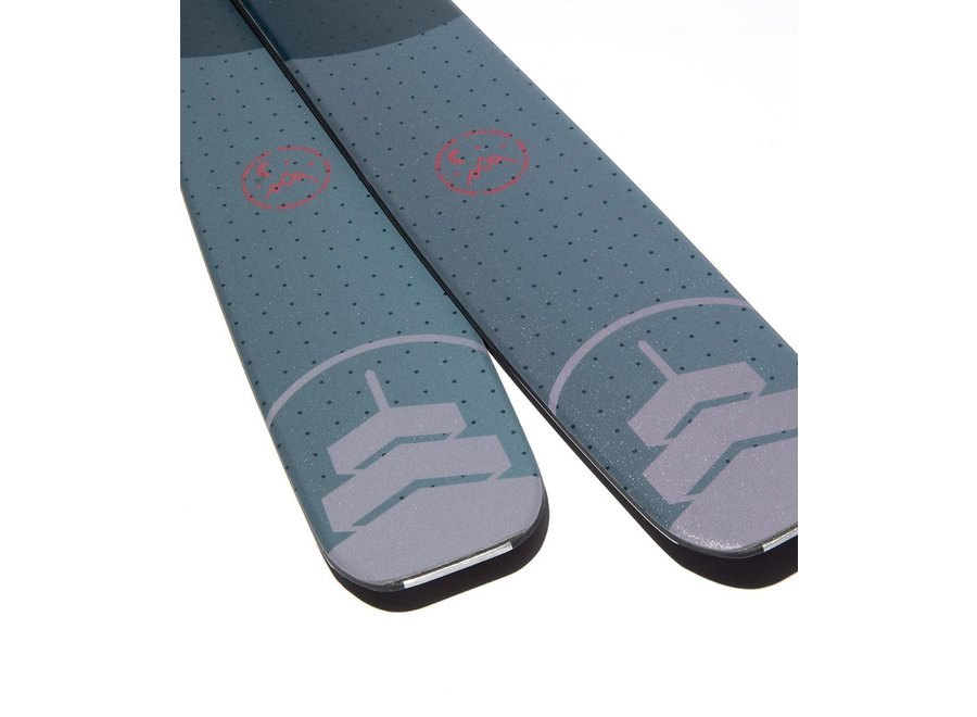 dps Pagoda Tour 100RP - Midnight Rider Special Edition Skis 21/22