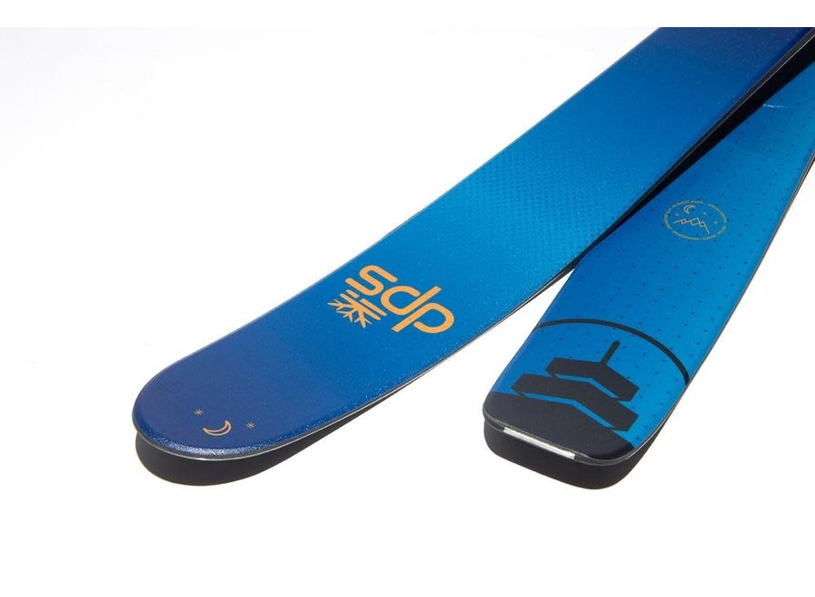 dps Pagoda Tour 112 RP -  Midnight Rider Special Edition Skis 21/22