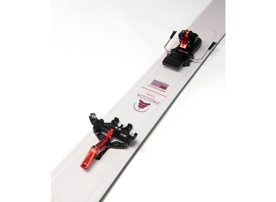 DPS R14 Ski Bindings