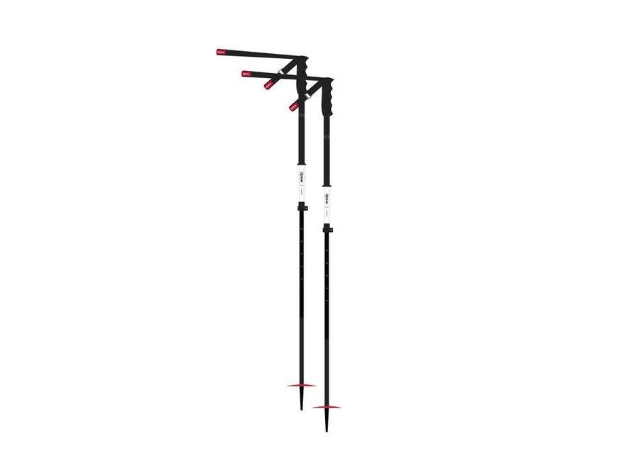 dps Extendable Ski Pole OS