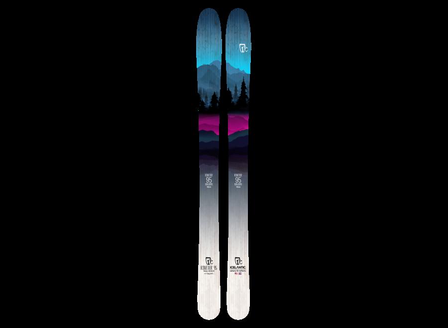 Icelantic Women's Riveter 95 Ski 21/22