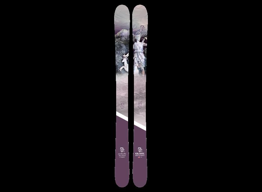 Icelantic Women's Maiden Lite 101 Ski 21/22