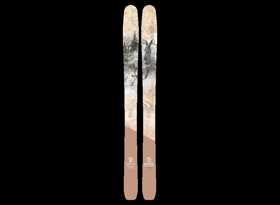 Icelantic Women's Mystic 97 Ski 21/22