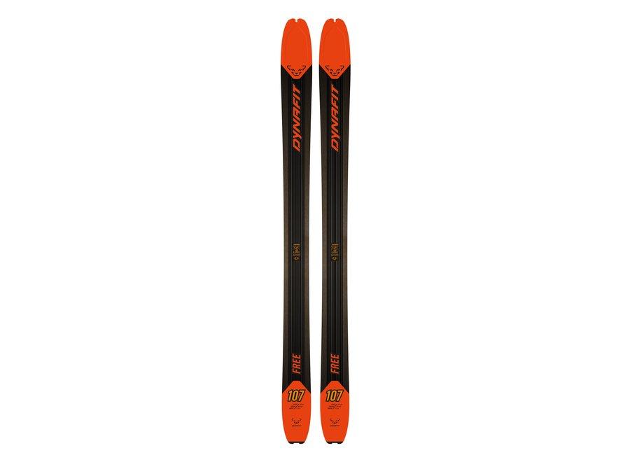 Dynafit Free 107 Ski 21/22 Dawn/Black