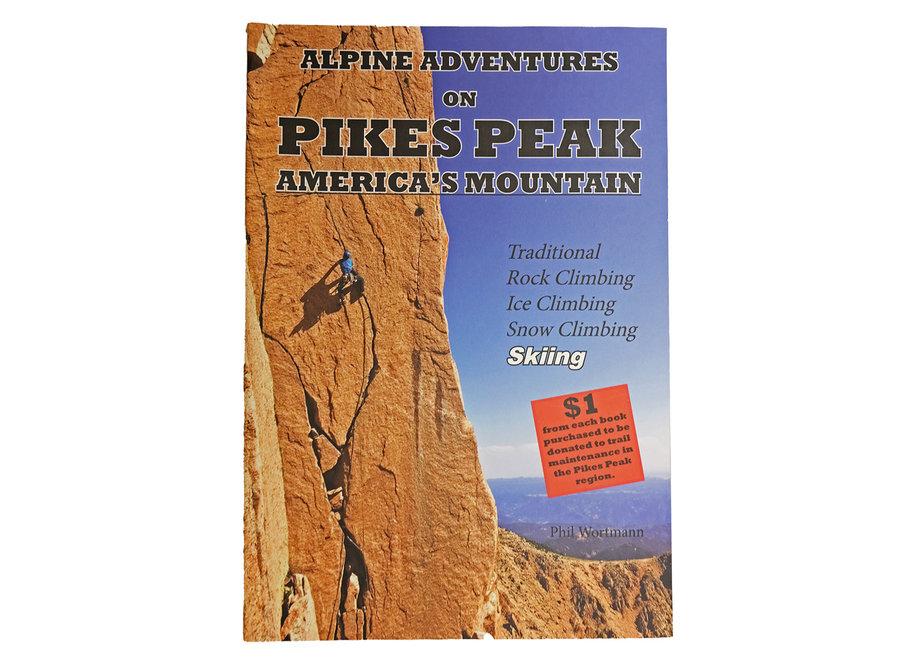 Alpine Adventures on Pikes Peak by Phil Wortmann