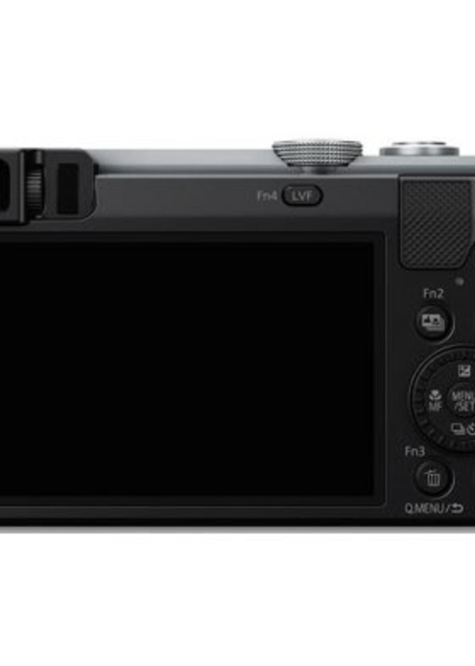 Panasonic Panasonic DMC-ZS60 Black and Silver