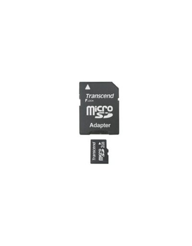 Transcend Transcend Micro SD 2GB with adapter