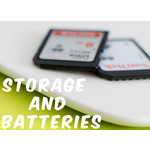 Batteries and Media