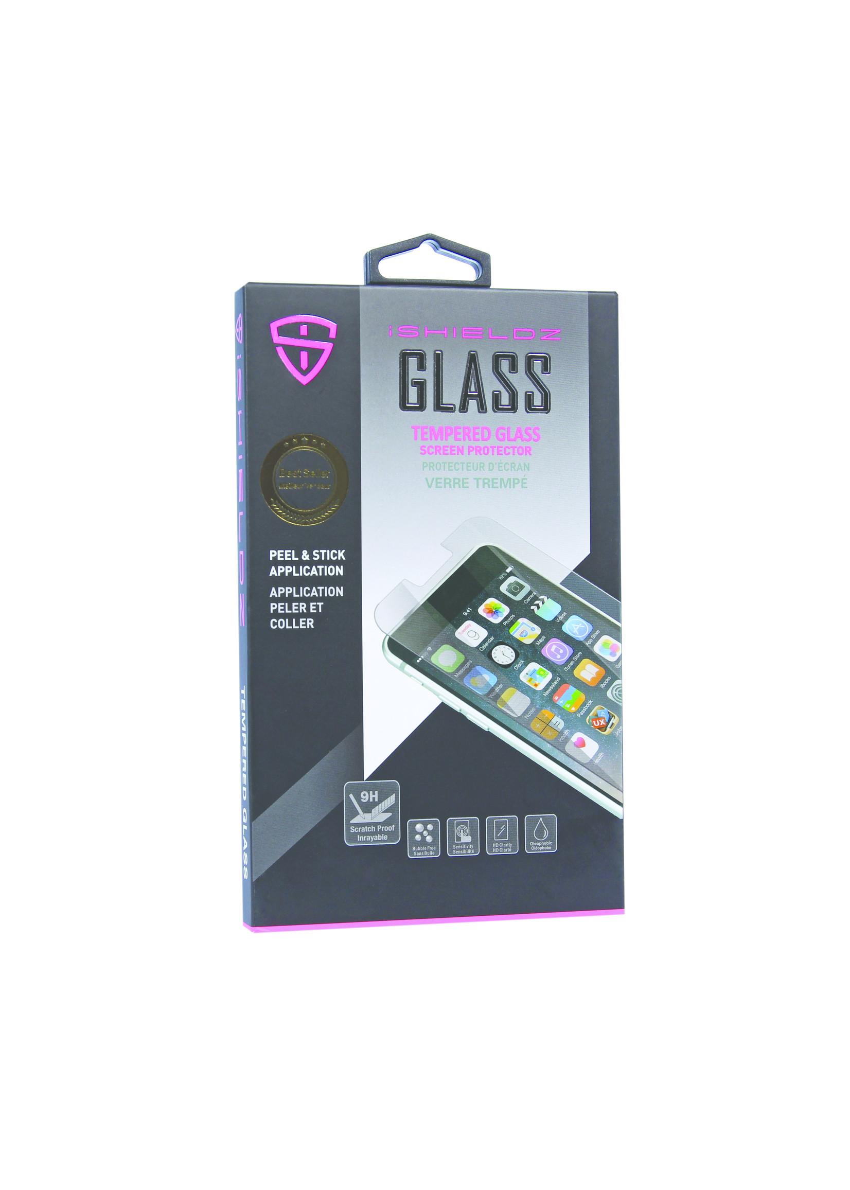 ISHIELDZ - 5/5S/5C/SE Tempered Glass - 2021