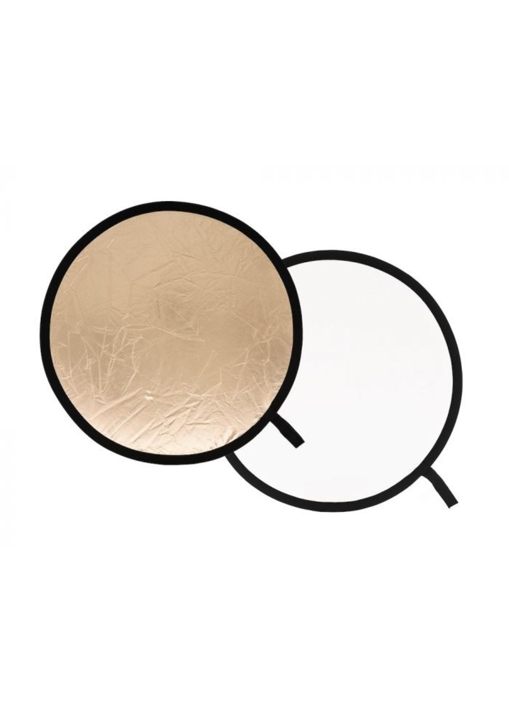 "Lastolite Lastolite 38"" Pro Reflector Gold/White"