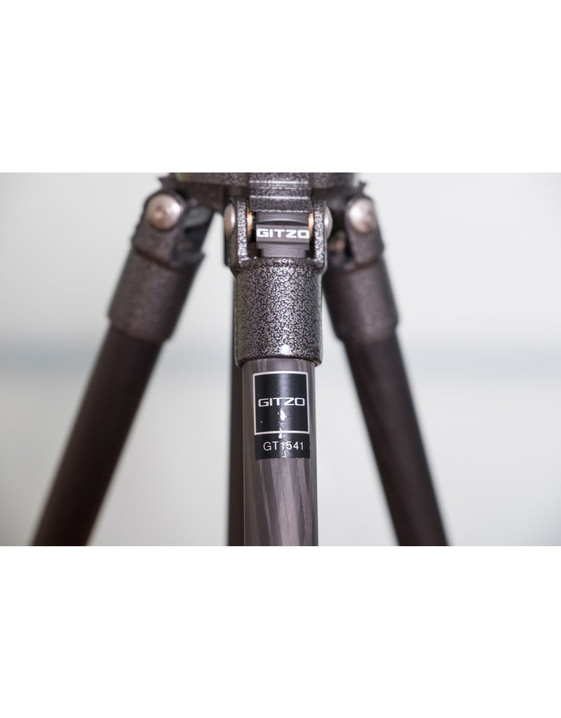Gitzo Gitzo GT1541 Series 1 4-Section Mountaineer Carbon Fiber Tripod  (ball head not included)
