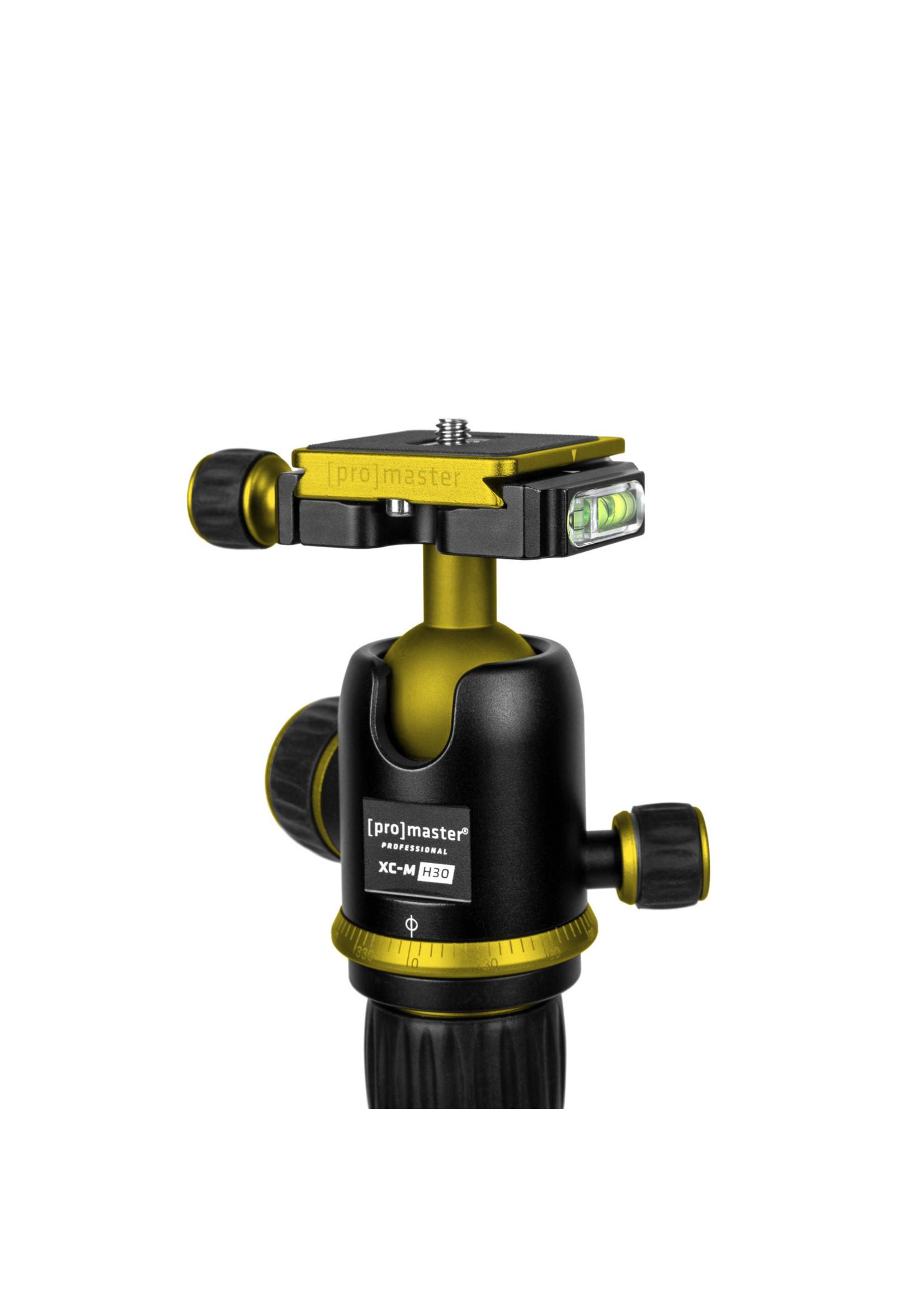 ProMaster ProMaster XC-M 525 ALUMINUM - Yellow