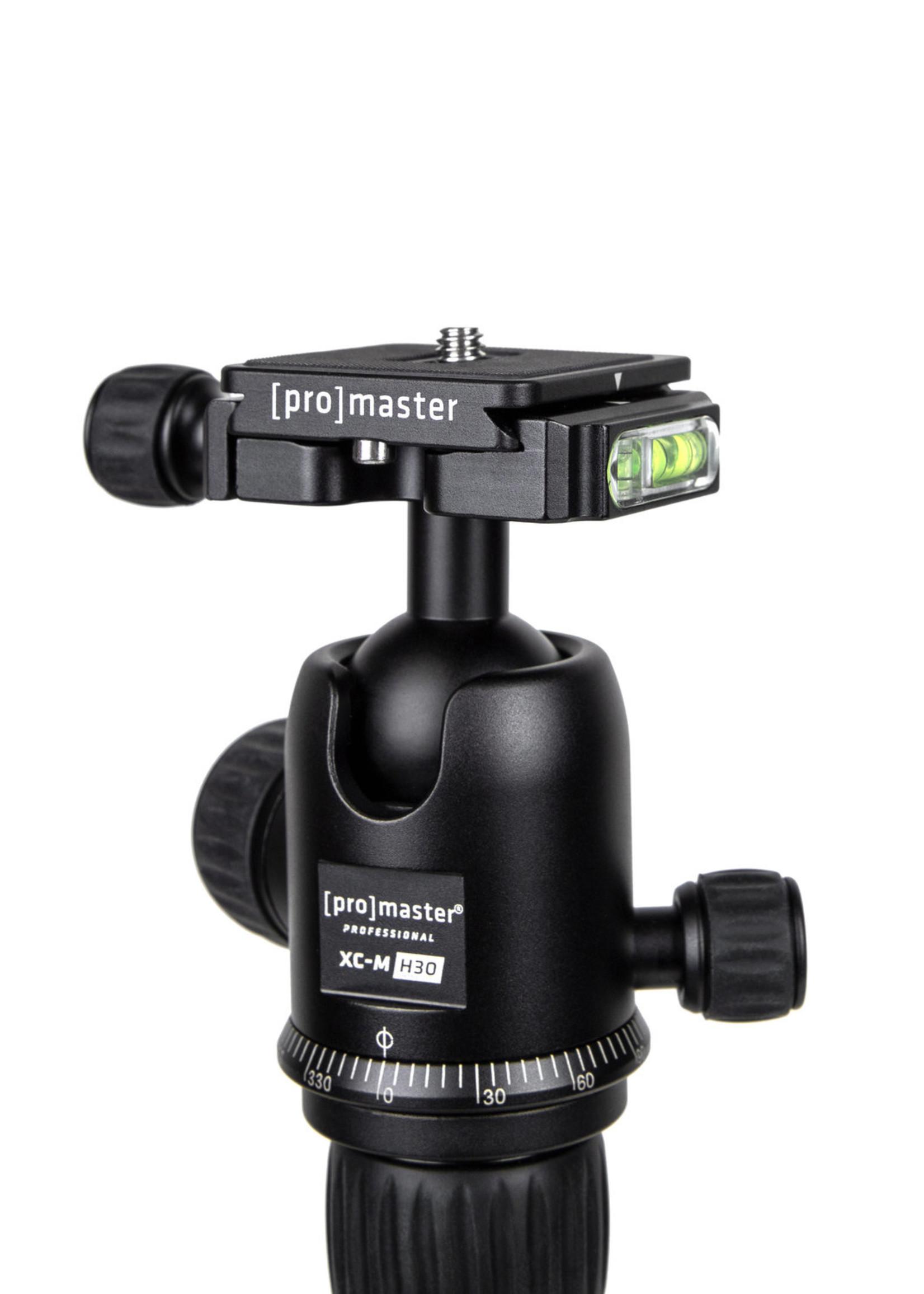 ProMaster ProMaster - XC-M 522 ALUMINUM - Black