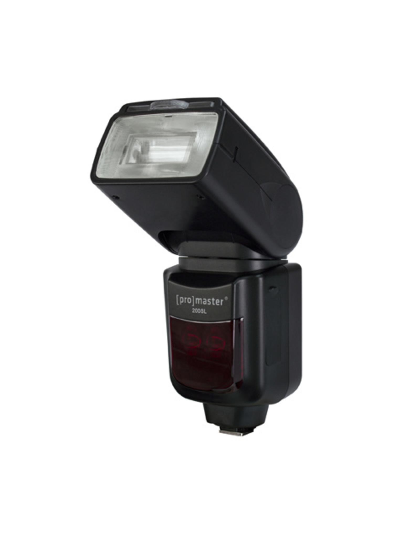 ProMaster ProMaster Speedlight 200SL - Canon