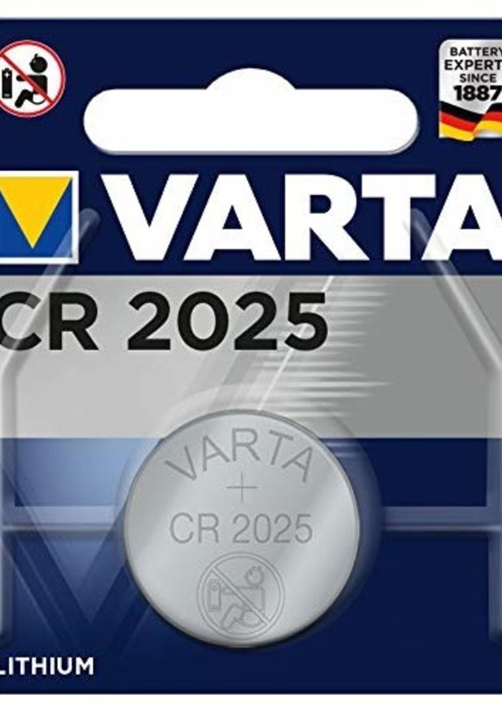 Varta Varta CR2025 - 2021