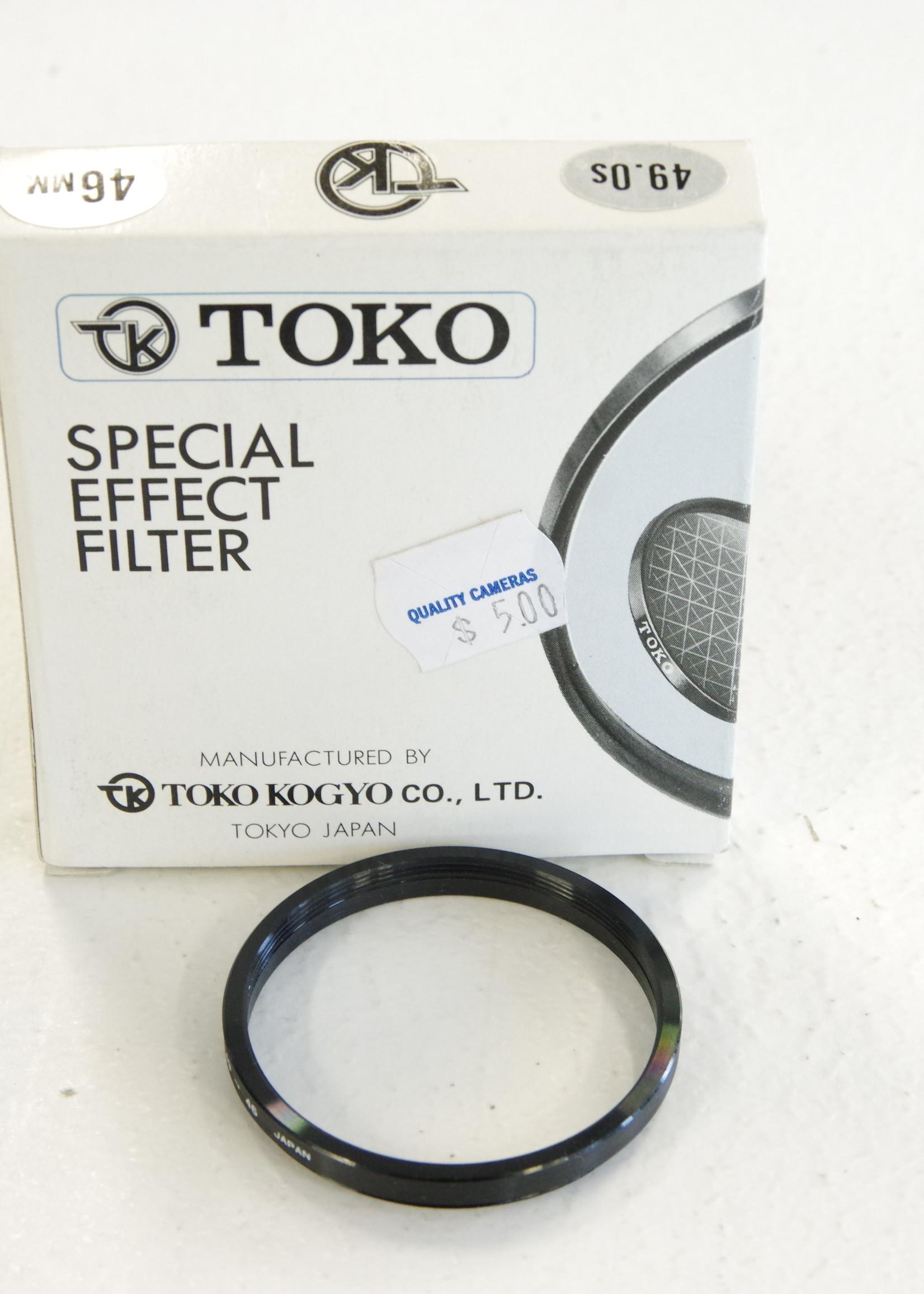 TOKO Toko 49-46mm Step Down Ring