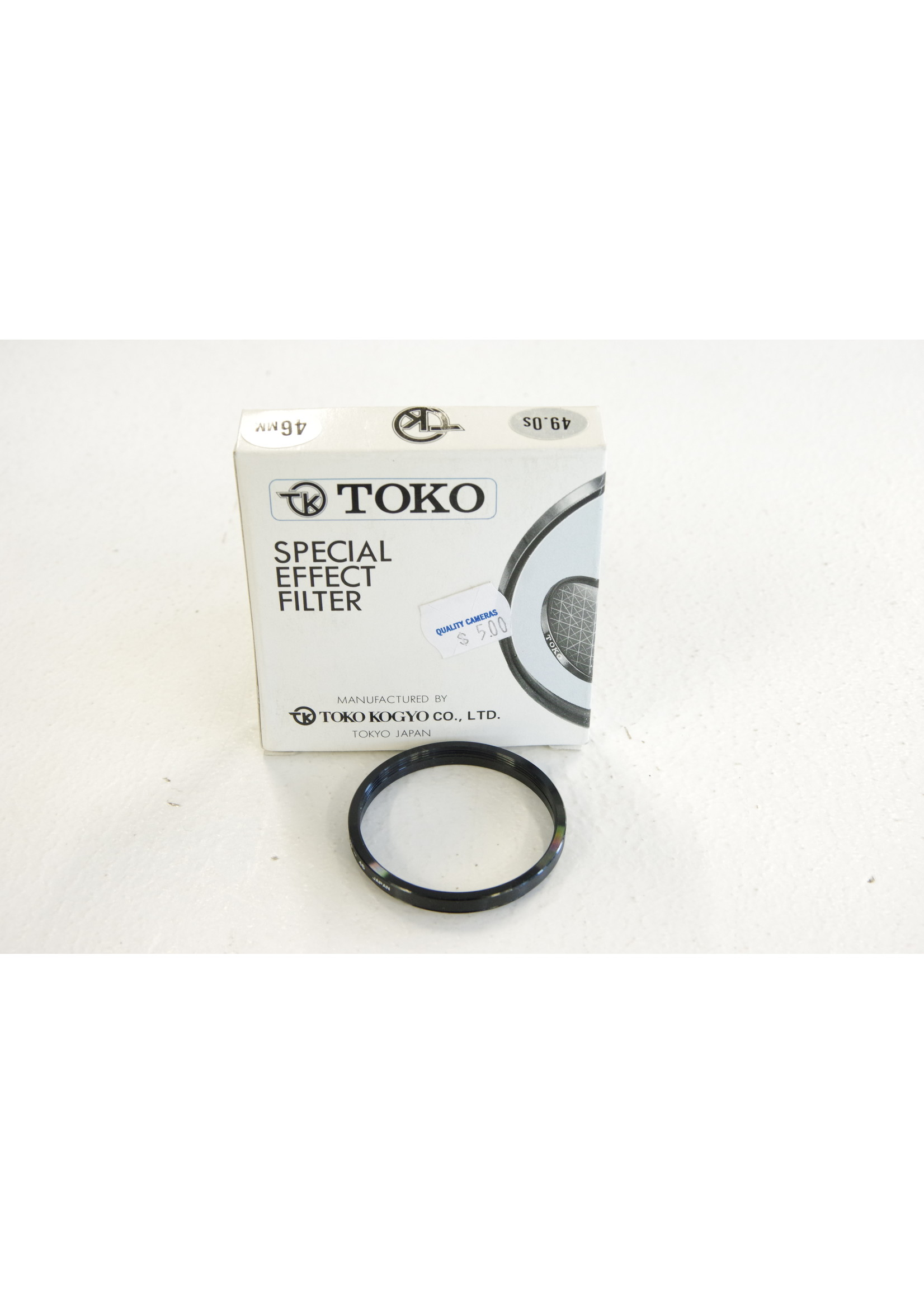 TOKO Toko 49-46mm Step Down Ring