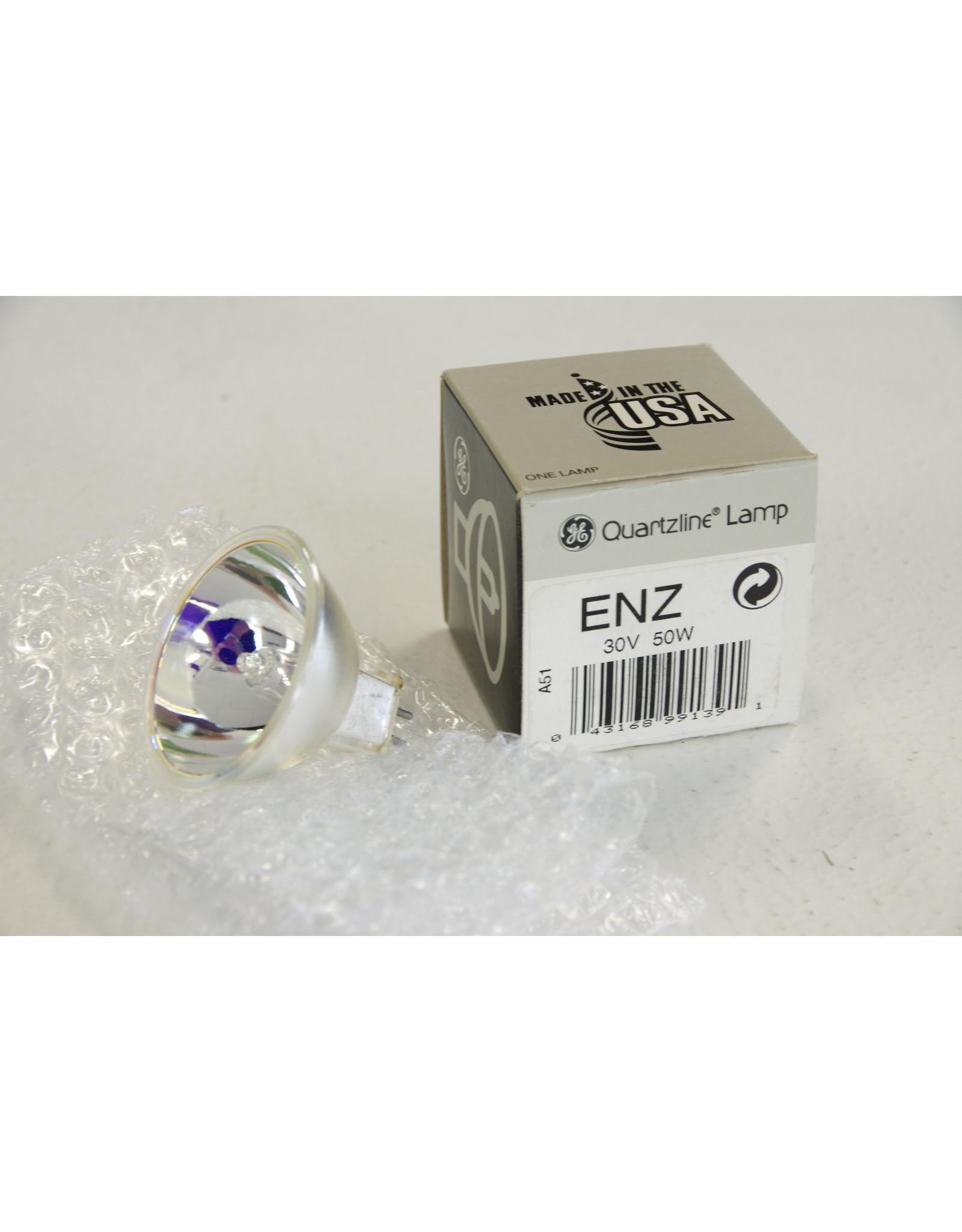 GE ENZ 30V 50W Projection Bulb