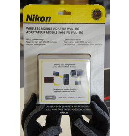 Nikon inc Nikon WU-1b Wireless Adapter