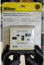 Nikon inc Nikon WU-1b Wireless Adapter